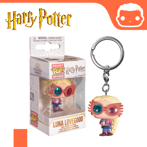 Keychain - Harry Potter - Luna Lovegood