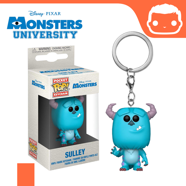 Keychain - Monsters Inc: Sulley