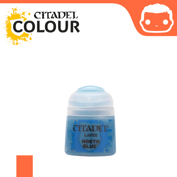 Citadel Paint: Layer - Hoeth Blue