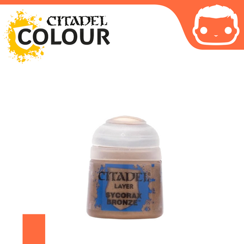 Citadel Paint: Layer - Sycorax Bronze