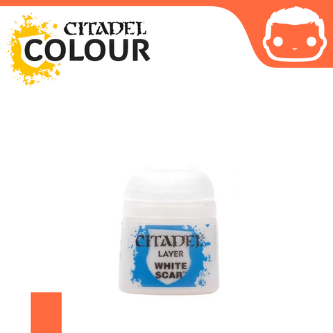 Citadel Paint: Layer - White Scar