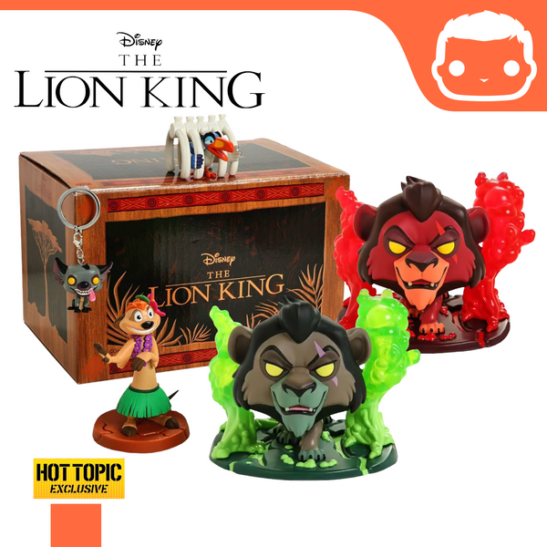 The Lion King Mystery Box - Hot Topic Exclusive