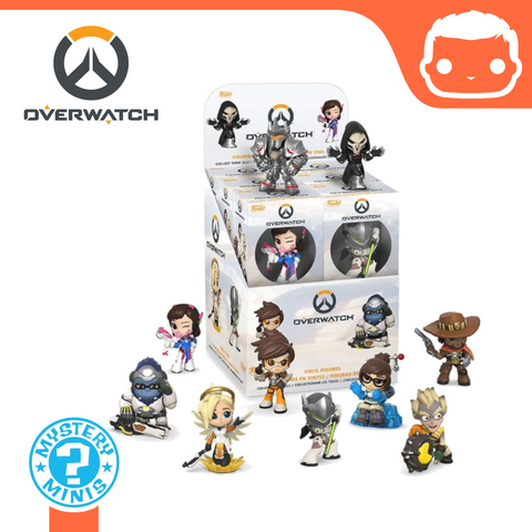 Overwatch - Mystery Mini - Single Box