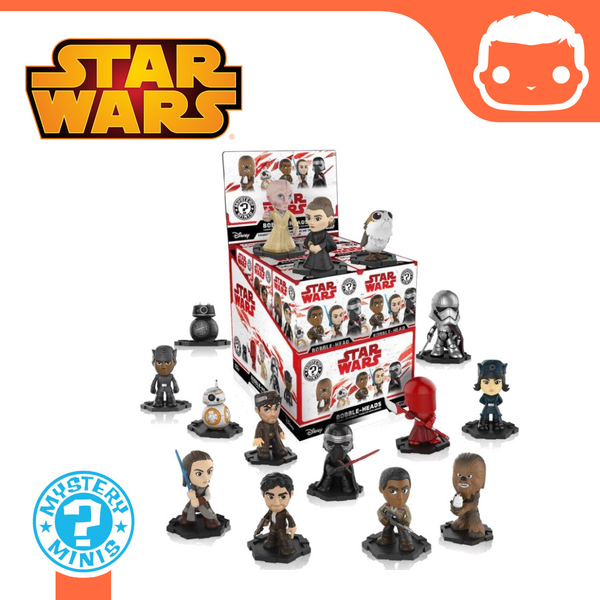 Star Wars Episode VIII - Mystery Mini - Single Box