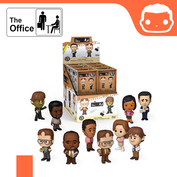 The Office - Mystery Mini - Full Case of 12 [Pre-Order]