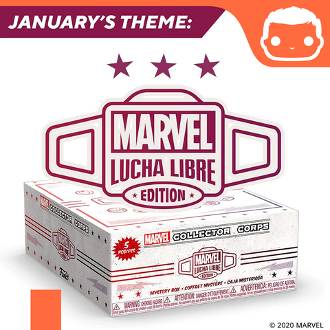 Marvel Collector Corp - January 2021