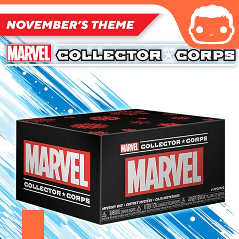 Marvel Collector Corp - November 2019 - T-Shirt Size: XXL