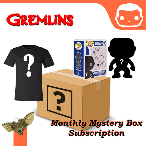 Pop! & Tee Monthly Mystery Box Subscription ~ May 2020