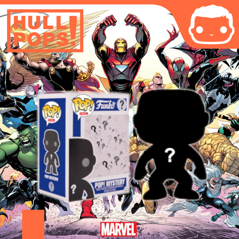 Mystery Funko Pop! Vinyl - Marvel