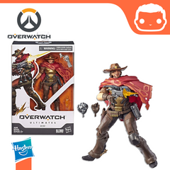Overwatch Ultimates - McCree Action Figure 6in