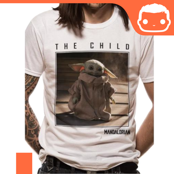 T-Shirt - Size: XL - The Mandalorian - The Child