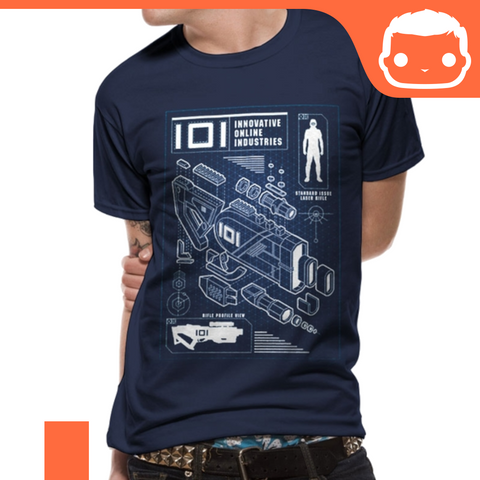 T-Shirt - Size: L - Ready Player One