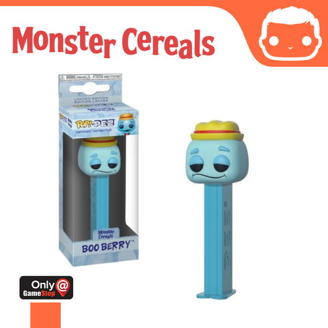 POP! PEZ Boo Berry - Game Stop Exclusive