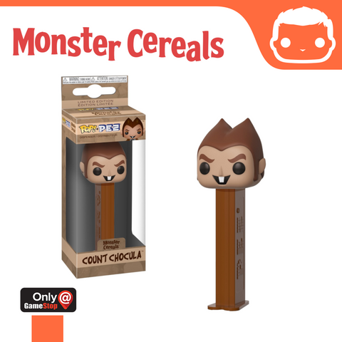 POP! PEZ Count Chocula - Game Stop Exclusive