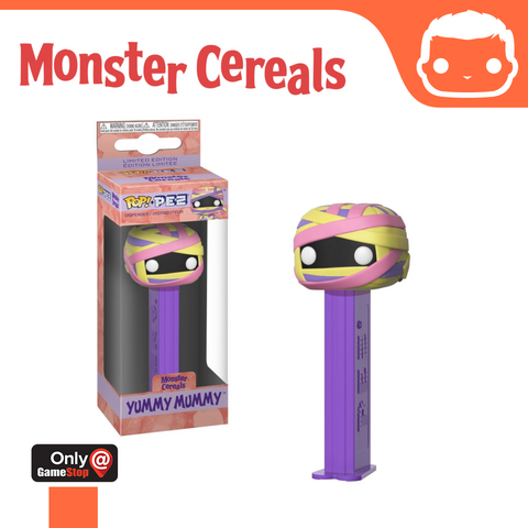 POP! PEZ Yummy Mummy - Game Stop Exclusive