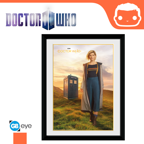 Doctor Who - 13th Doctor - 30 x 40 Collector Print