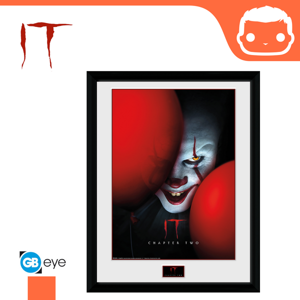 IT Chapter 2 - 30 x 40 Collector Print - Balloons