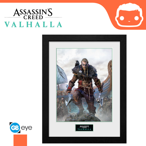 Assassins Creed Valhalla - 30 x 40 Collector Print