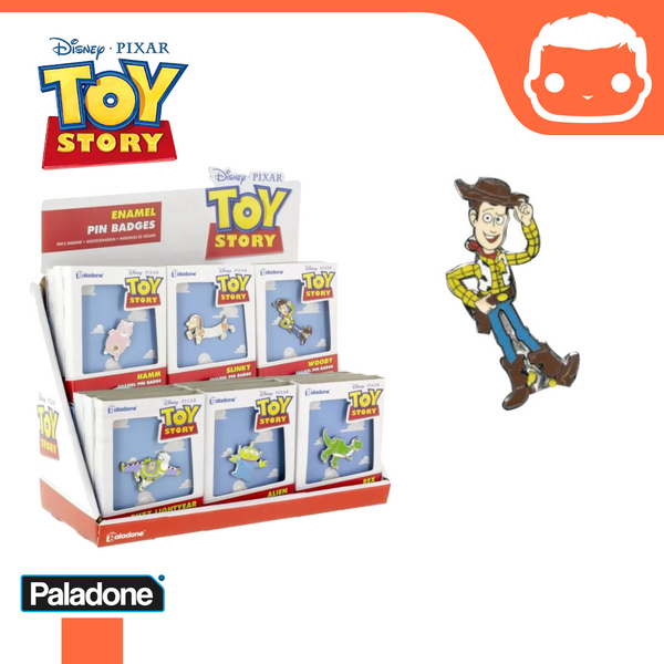 Toy Story Enamel Pin - Woody