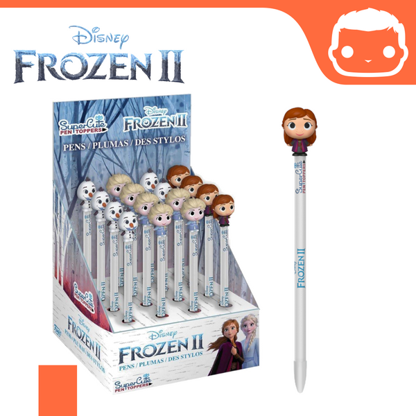 Pen Toppers - Frozen 2 - Anna