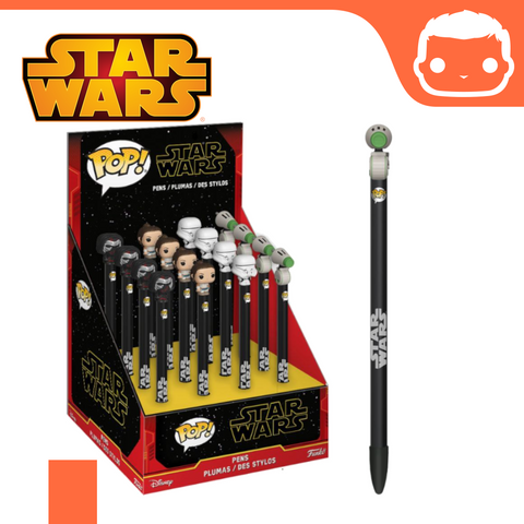Pen Toppers - Star Wars - D-0