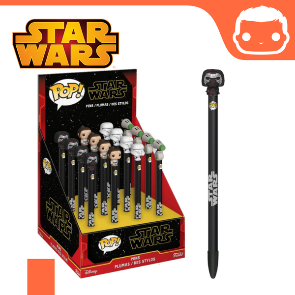 Pen Toppers - Star Wars - Kylo Ren