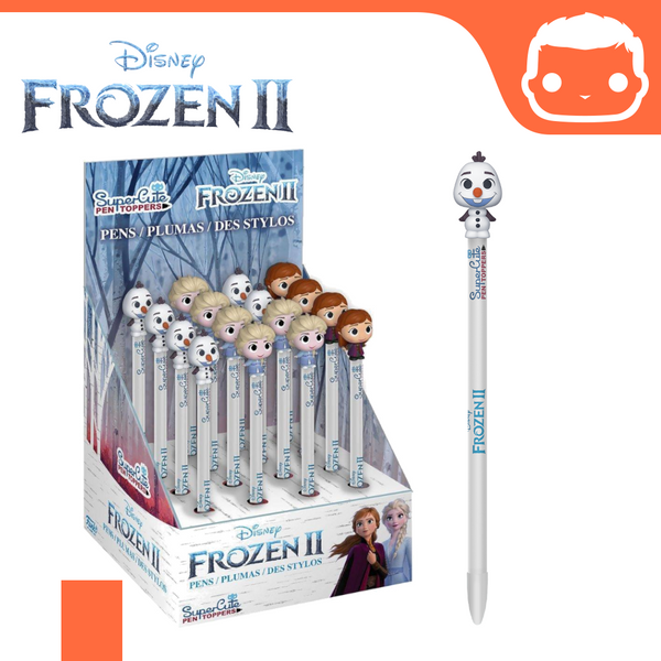 Pen Toppers - Frozen 2 - Olaf