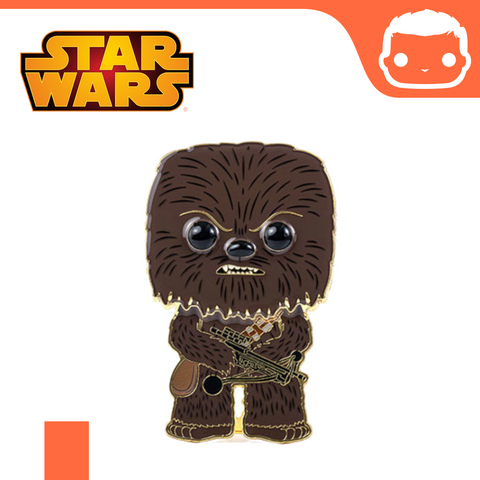 Funko Pop! Pin - Star Wars - Chewbacca