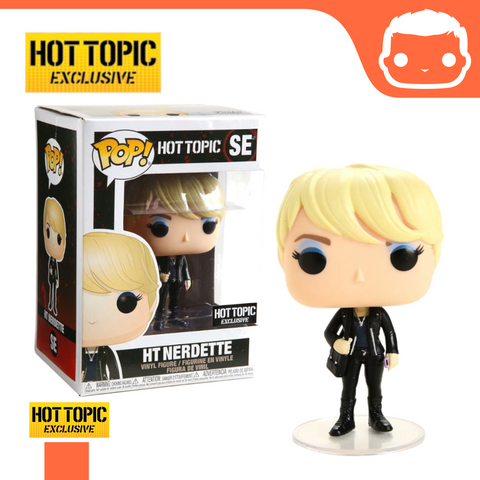 Special Edition - Hot Topic Exclusive - Nerdette [Damaged]