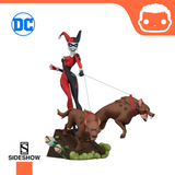 Harley Quinn Animated Series Collection Statue