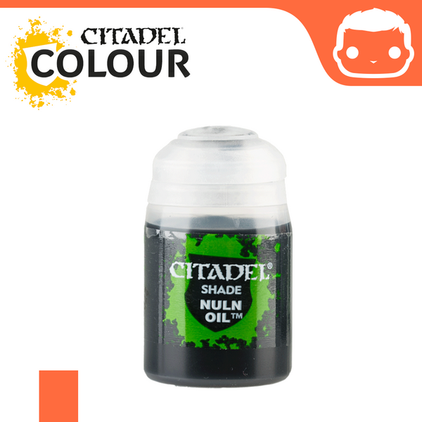 Citadel Paint: Shade - Nuln Oil