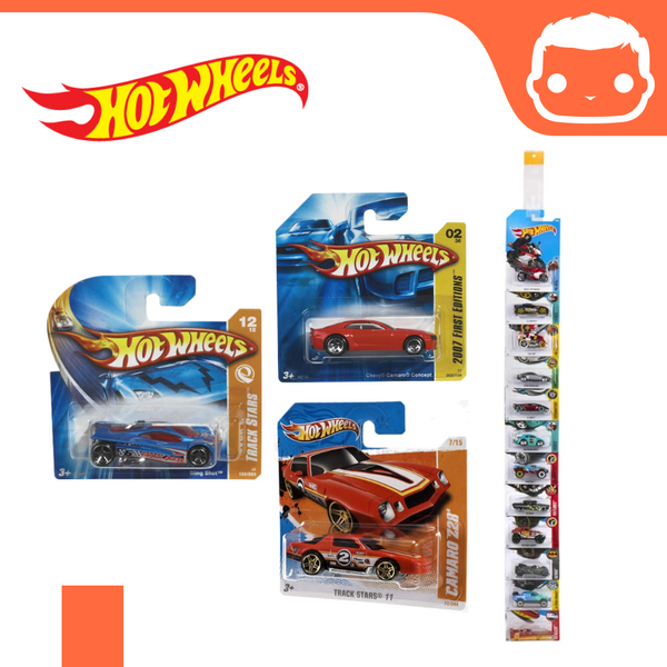 Hot Wheels - Random Basic Car - (Short Card Variation)