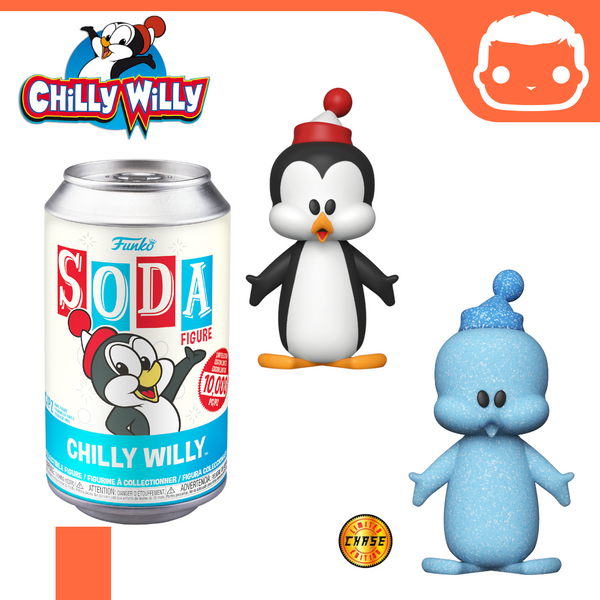 Pop! Soda - Chilly Willy - Chilly Willy [Pre-Order]