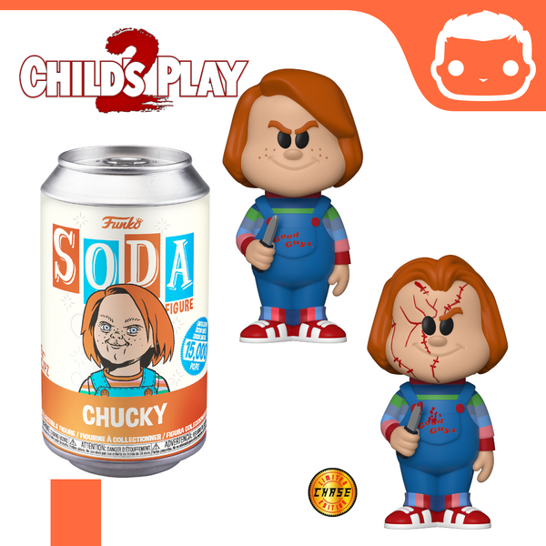 Pop! Soda - Childs Play - Chucky [Pre-Order]
