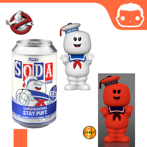 Pop! Soda - Ghostbusters - Stay Puft [Pre-Order]