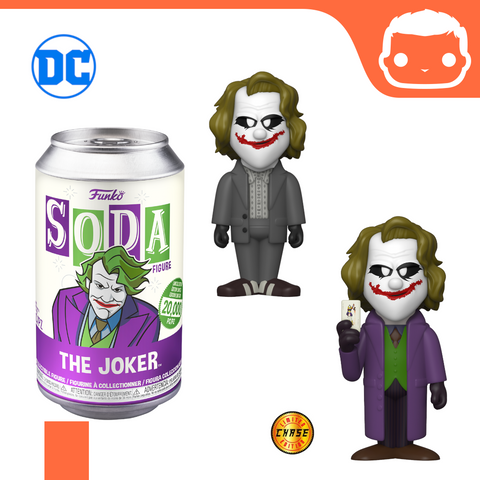 Pop! Soda - DC Universe - The Joker [Pre-Order]