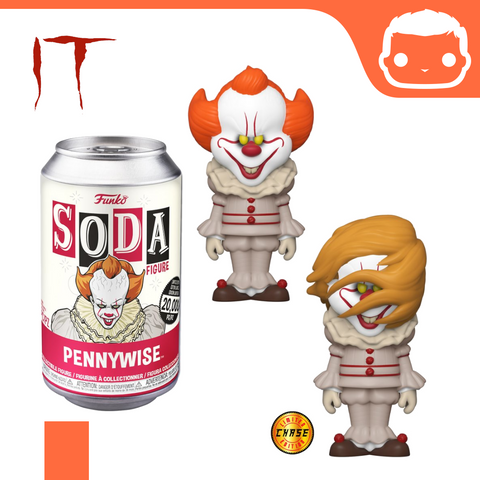 Pop! Soda - IT Movie - Pennywise [Pre-Order]