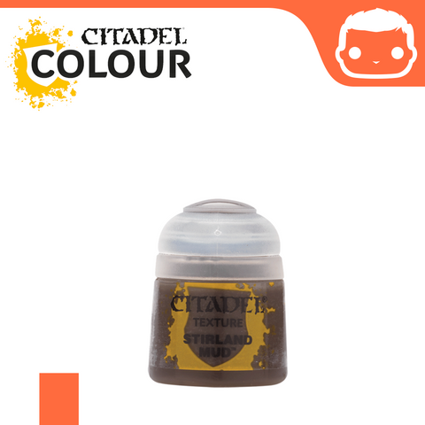 Citadel Paint: Technical/Texture - Stirland Mud
