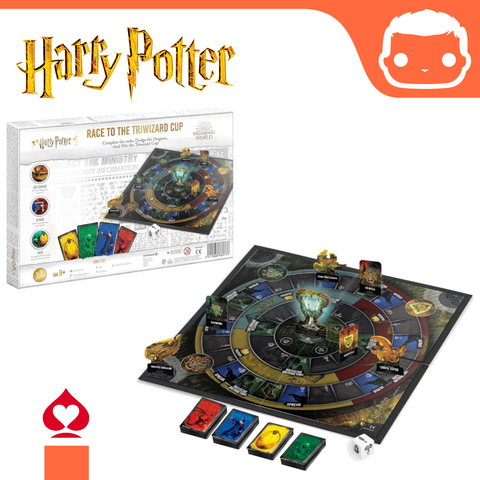 Harry Potter Board Game Race to the Triwizard Cup