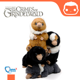 Fantastic Beasts: The Crimes of Grindelwald Plush Figures 4-Pack Baby Nifflers 20 cm