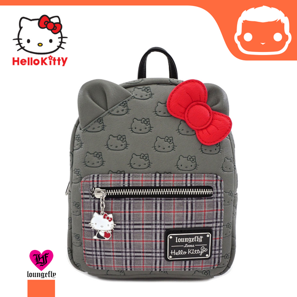 Hello Kitty by Loungefly Backpack Grey Kitty