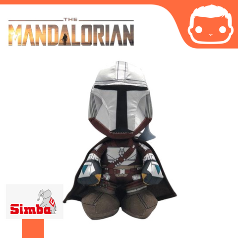 Star Wars - The Mandalorian - The Mandalorian Plush