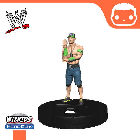 WWE HeroClix Expansion Pack: John Cena