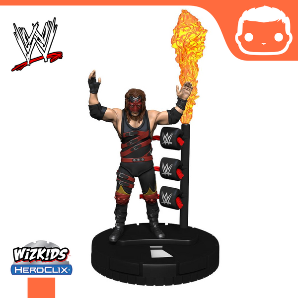 WWE HeroClix Expansion Pack: Kane