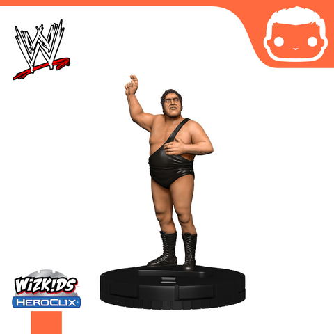 WWE HeroClix Expansion Pack: Andre the Giant