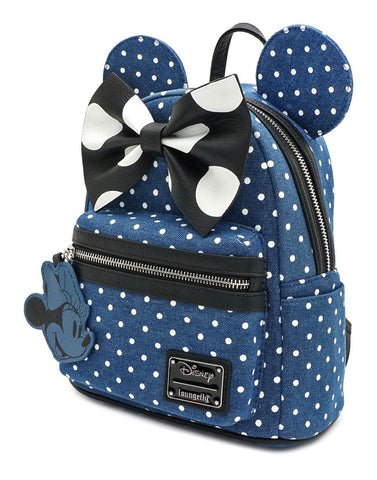 Disney by Loungefly Backpack Minnie Mouse Dots
