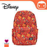 Disney by Loungefly Backpack The Emperor's New Groove AOP
