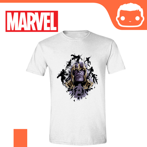 Avengers: Endgame T-Shirt Warlord Thanos