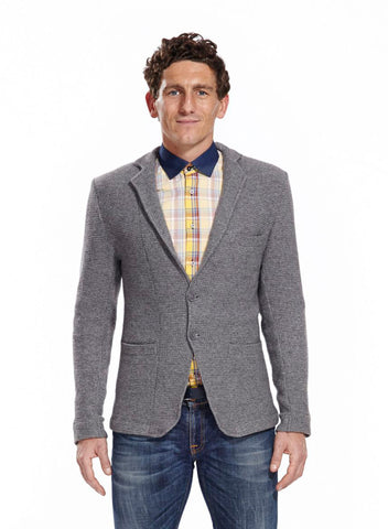 Mardale Thick Knit Grey