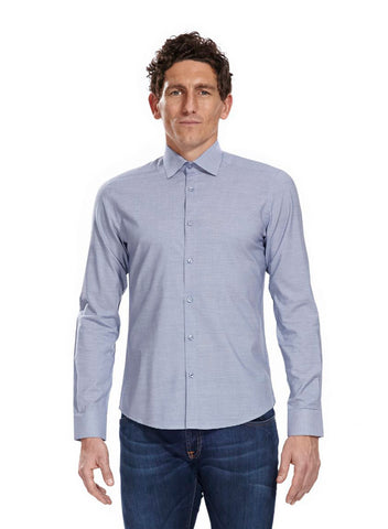Goswell light blue shirt
